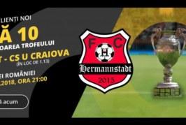 Biletul Zilei fotbal cota mare – Duminica 27 Mai – Cota 5.78 – Castig potential 578 RON