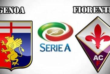 Genoa vs Fiorentina – Te tentăm cu două cote tari, de 2.43 şi 3.40