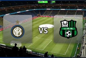 Inter vs Sassuolo – Fără paşi greşiţi pentru a mai spera la Liga Campionilor