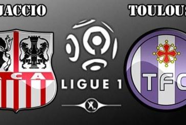 Ajaccio vs Toulouse – Situația tensionată îți poate aduce o cotă aproape de 4