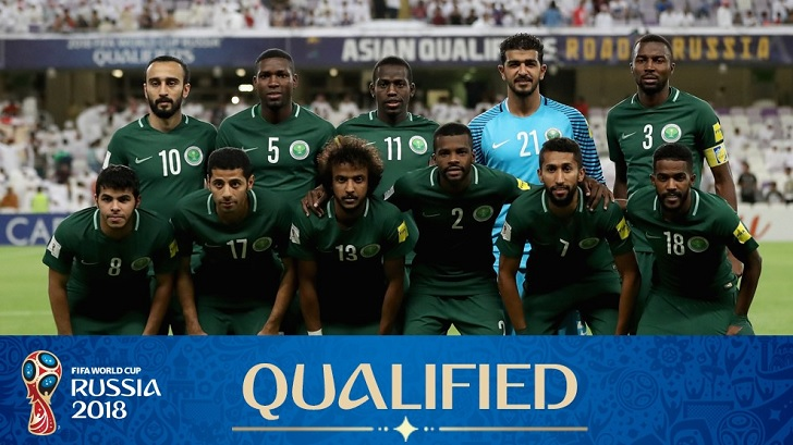 Ponturi pariuri fotbal CM 2018 - Grupa A - Arabia Saudita