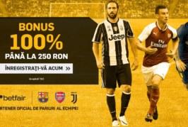 Pontul zilei din fotbal – Joi 19 Iulie – Cota 2.25 – Castig potential 225 RON
