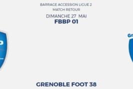 Bourg-en-Bresse vs Grenoble – Cote interesate în lupta pentru Ligue 2