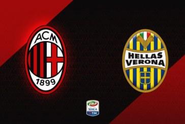 AC Milan vs Verona – 3.50, cota finalului de săptămână!