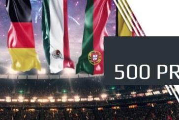 Pariază pe Cupa Mondială și poți câștiga o parte din 100.000 EURO!