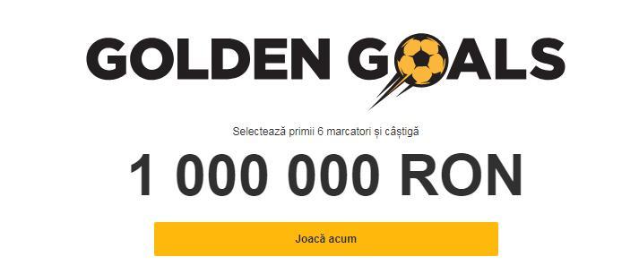 "Ce inseamna ""Golden Goals"" la Betfair?"