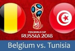 Ponturi Belgia vs Tunisia 23 iunie 2018 Campionatul Mondial