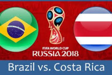 Ponturi pariuri fotbal Cupa Mondiala – Brazilia vs Costa Rica