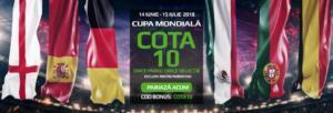 Pontul zilei din fotbal – Vineri 13 Iulie – Cota 2.50 – Castig potential 250 RON