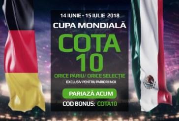 Pontul zilei din fotbal – Joi 14 Iunie – Cota 2.15 – Castig potential 215 RON