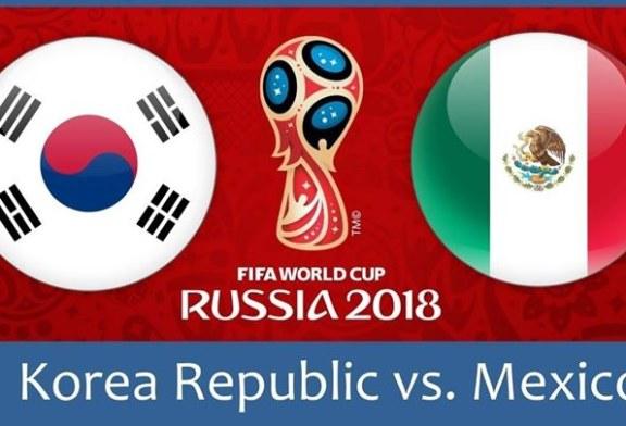 Ponturi Coreea de Sud vs Mexic 23 iunie 2018 Campionatul Mondial