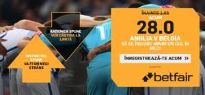 Pontul zilei din fotbal – Joi 28 Iunie – Cota 2.02 – Castig potential 202 RON