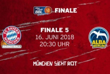 Ponturi pariuri baschet finala Bundesliga – Bayern vsAlba Berlin, meciul decisiv!