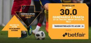 Pontul zilei din fotbal – Marti 26 Iunie – Cota 2.10 – Castig potential 210 RON