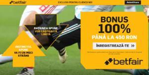 Pontul zilei din fotbal – Miercuri 18 Iulie – Cota 2.10 – Castig potential 210 RON