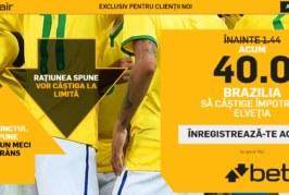 Biletul Zilei fotbal – Duminica 17 Iunie – Cota 2.72 – Castig potential 272 RON