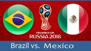 Ponturi Brazilia vs Mexic 2 iulie 2018 Campionatul Mondial