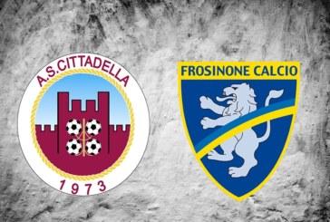 Ponturi pariuri fotbal baraj Italia – Frosinone vs Cittadella