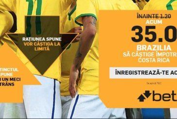 Pontul zilei din fotbal – Vineri 22 Iunie – Cota 2.45 – Castig potential 245 RON