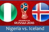 Ponturi Nigeria vs Islanda 22 iunie 2018 Campionatul Mondial