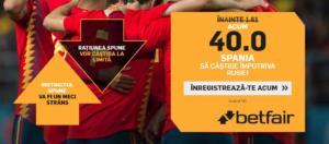 Pontul zilei din fotbal – Duminica 01 Iulie – Cota 2.20 – Castig potential 220 RON