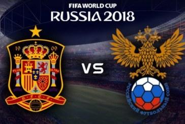 Ponturi Spania vs Rusia 1 iulie 2018 Campionatul Mondial