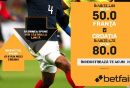 Biletul Zilei fotbal – Duminica 15 Iulie – Cota 2.12 – Castig potential 312 RON