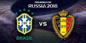 Ponturi Brazilia vs Belgia 6 iulie 2018 Campionatul Mondial