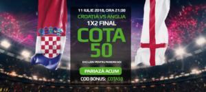 Pontul zilei din fotbal – Miercuri 11 Iulie – Cota 2.00 – Castig potential 200 RON