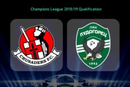 Ponturi Crusaders vs Ludogorets 17 iulie Liga Campionilor