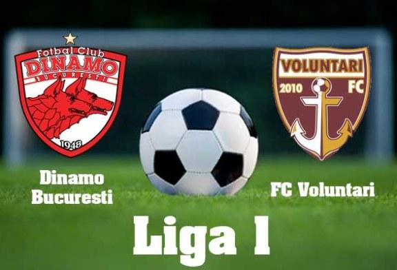 Ponturi Dinamo vs FC Voluntari 22 iulie 2018 Liga I Betano