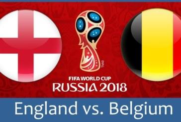 Ponturi Belgia vs Anglia 14 iulie 2018 Campionatul Mondial