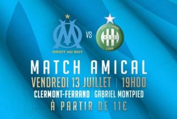Ponturi Olympique Marseille vs St. Etienne 13 iulie 2018 amical