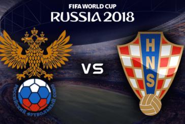 Ponturi Rusia vs Croaţia 7 iulie 2018 Campionatul Mondial