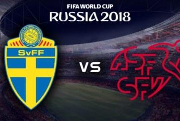 Ponturi Suedia vs Elvetia 3 iulie 2018 Campionatul Mondial