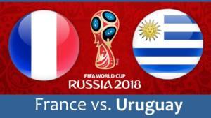 Ponturi Uruguay vs Franţa 6 iulie 2018 Campionatul Mondial