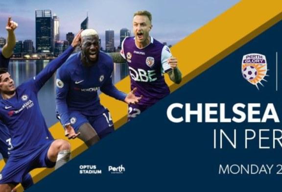 Ponturi Perth Glory vs Chelsea 23 iulie 2018 amical