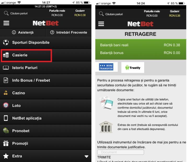 Ce trebuie sa stii despre aplicatia pentru mobil NetBet?