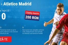 Biletul Zilei fotbal COTA MARE – Miercuri 15 August – Cota 2.44 – Castig potential 366 RON