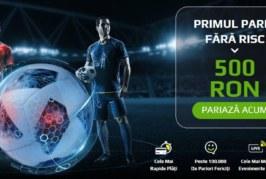 Cota zilei din fotbal – Vineri 21 Septembrie – Cota 2.05 – Castig potential 205 RON