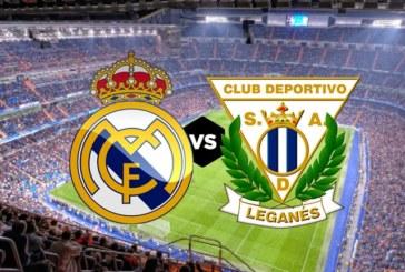 Ponturi Real Madrid vs Leganes 1 septembrie 2018 Primera Division