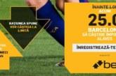 Pontul zilei din fotbal – Sambata 18 August – Cota 2.14 – Castig potential 214 RON