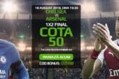 Biletul Zilei fotbal – Sambata 18 August – Cota 3.20 – Castig potential 320 RON