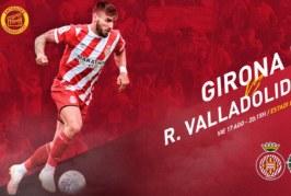 Ponturi Girona vs Valladolid 17 august 2018 Primera Division