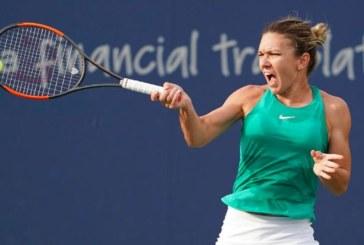 Ponturi pariuri tenis 18 august 2018 Simona Halep vs Aryna Sabalenka semifinala Cincinnati