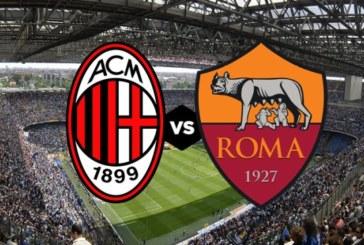 Ponturi AC Milan vs AS Roma 31 august 2018 Serie A