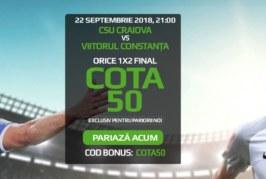 Biletul Zilei fotbal – Sambata 22 Septembrie – Cota 2.44 – Castig potential 244 RON