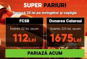 Cota zilei din fotbal – Duminica 23 Septembrie – Cota 2.50 – Castig potential 250 RON