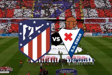 Ponturi Atletico Madrid vs Eibar 15 septembrie 2018 Primera Division