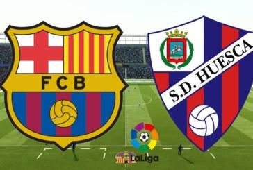 Ponturi Barcelona vs Huesca 2 septembrie 2018 La Liga